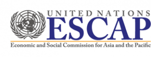 logo for United Nations Economic and Social Commission for Asia and the Pacific