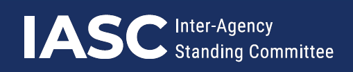 logo for Inter-Agency Standing Committee