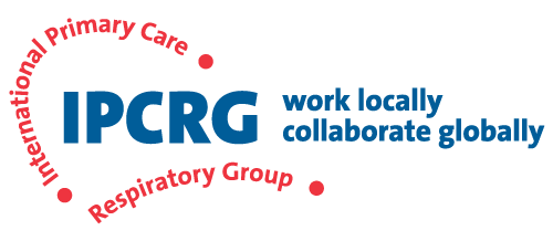 logo for International Primary Care Respiratory Group
