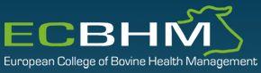 logo for European College of Bovine Health Management