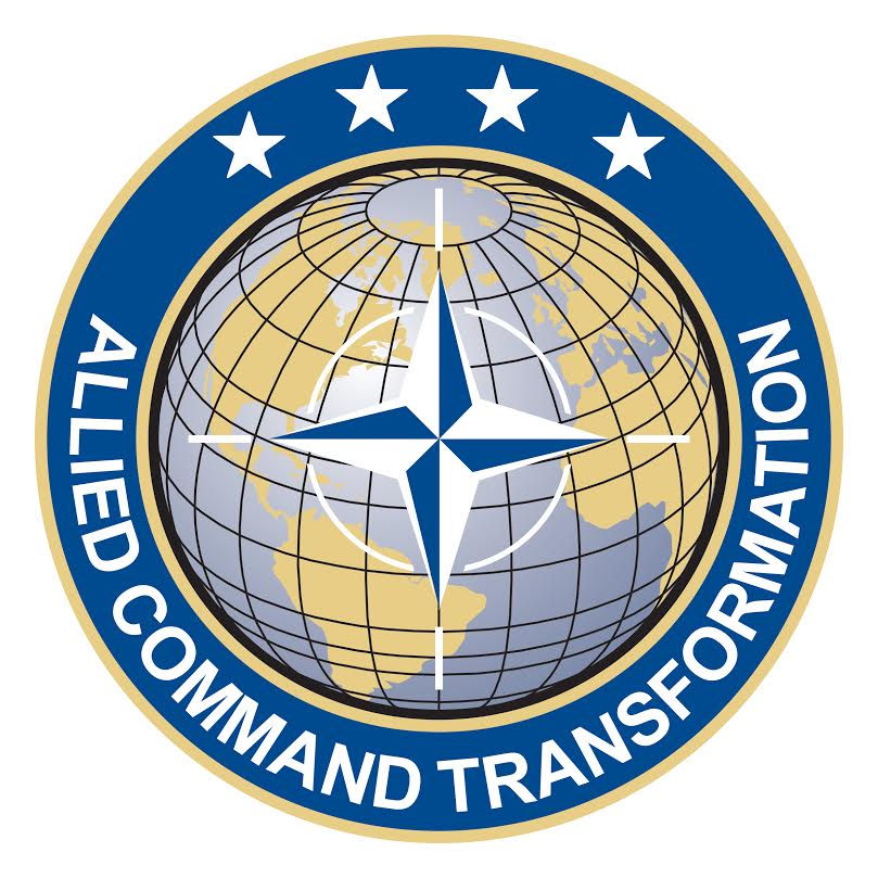 logo for Allied Command Transformation