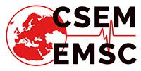 logo for European-Mediterranean Seismological Centre