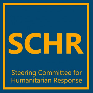 logo for Steering Committee for Humanitarian Response