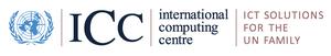 logo for International Computing Centre
