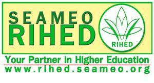 logo for SEAMEO Regional Centre for Higher Education and Development