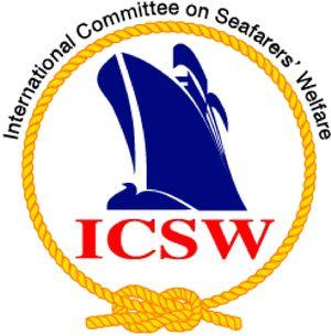 logo for International Committee on Seafarers' Welfare