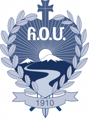 logo for Armenian Relief Society