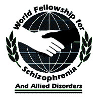 logo for World Fellowship for Schizophrenia and Allied Disorders