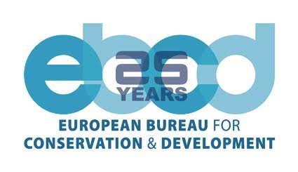 logo for European Bureau for Conservation and Development
