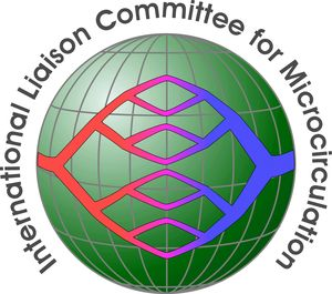 logo for International Liaison Committee for Microcirculation