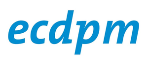 logo for European Centre for Development Policy Management