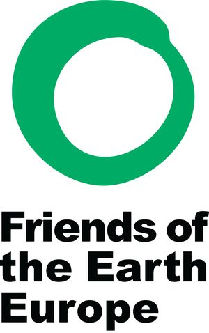 logo for Friends of the Earth Europe