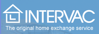 logo for INTERVac - International Home Exchange Holiday Service