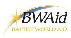 logo for Baptist World Aid