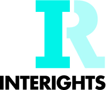 logo for INTERIGHTS - The International Centre for the Legal Protection of Human Rights