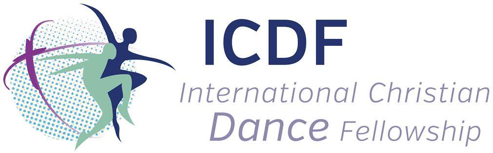 logo for International Christian Dance Fellowship