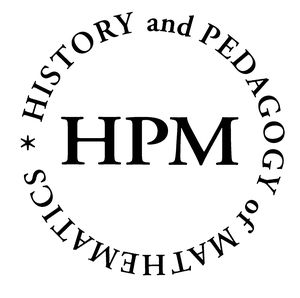 logo for International Study Group for the Relations between the History and Pedagogy of Mathematics