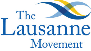 logo for Lausanne Committee for World Evangelization