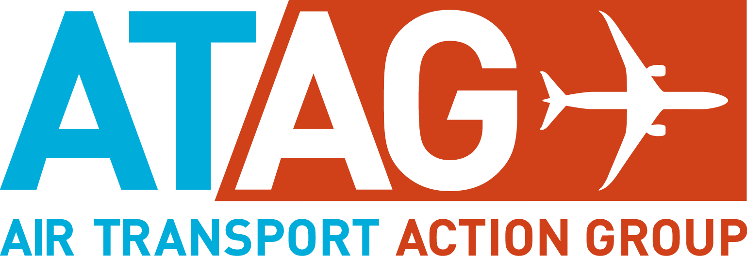 logo for Air Transport Action Group
