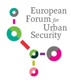logo for European Forum for Urban Security