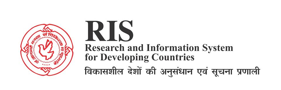 logo for Research and Information System for Developing Countries, India
