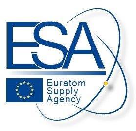 logo for Euratom Supply Agency
