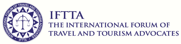 logo for International Forum of Travel and Tourism Advocates