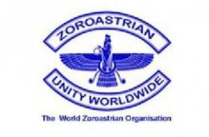 logo for World Zoroastrian Organization