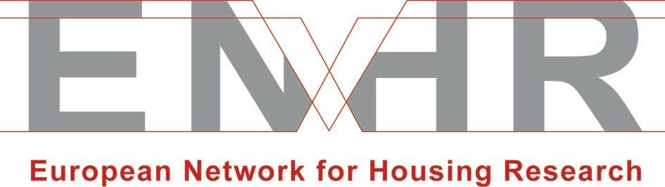 logo for European Network for Housing Research