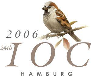 logo for International Ornithological Congress