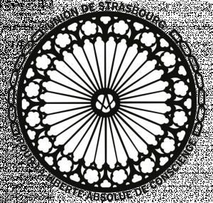 logo for Centre de liaison et d'information des puissances maçonniques signataires de l'Appel de Strasbourg