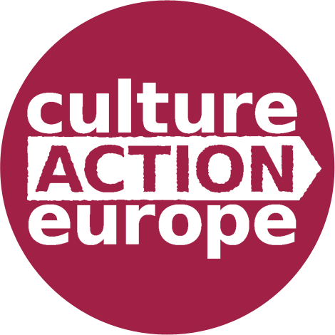 logo for Culture Action Europe