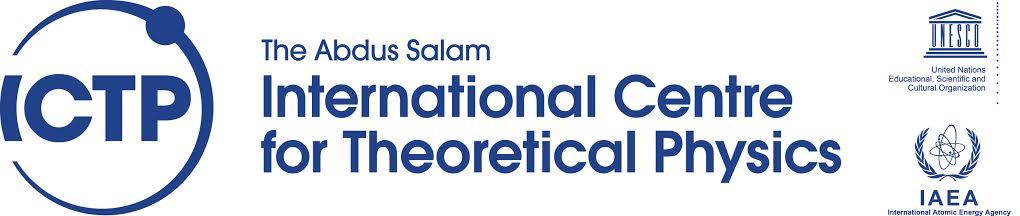 logo for Abdus Salam International Centre for Theoretical Physics