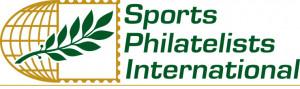 logo for Sports Philatelists International