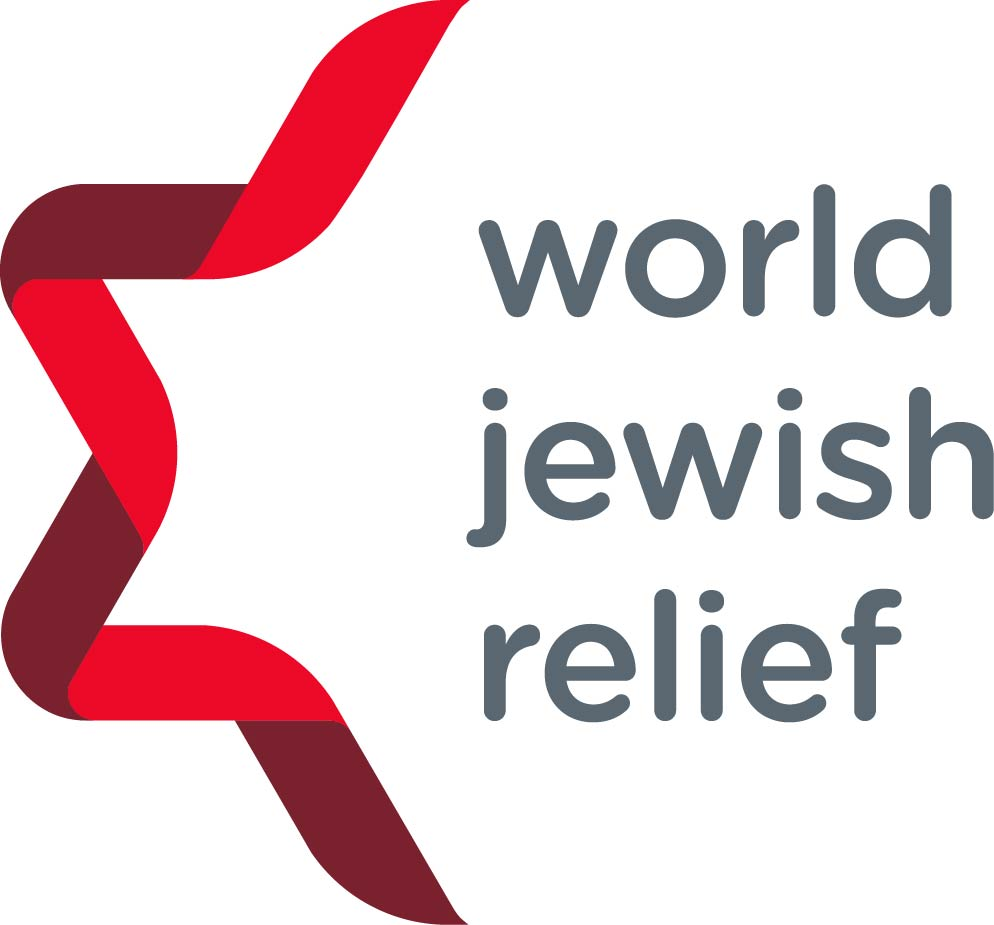 logo for World Jewish Relief