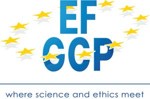 logo for European Forum for Good Clinical Practice