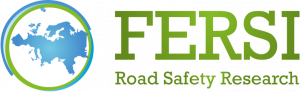 logo for Forum of European Road Safety Research Institutes
