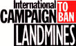 logo for International Campaign to Ban Landmines