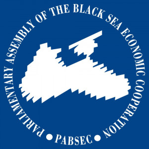 logo for Parliamentary Assembly of the Organization of the Black Sea Economic Cooperation