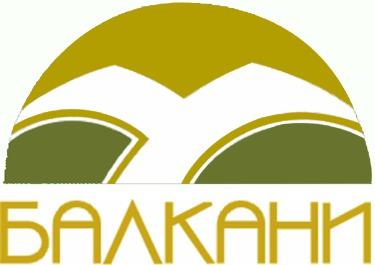 logo for BALKANI Wildlife Society