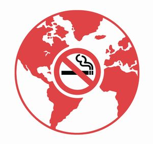 logo for Anti-Smoking International Alliance