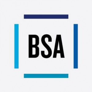 logo for Business Software Alliance