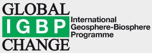 logo for International Geosphere-Biosphere Programme