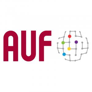 logo for Agence universitaire de La Francophonie