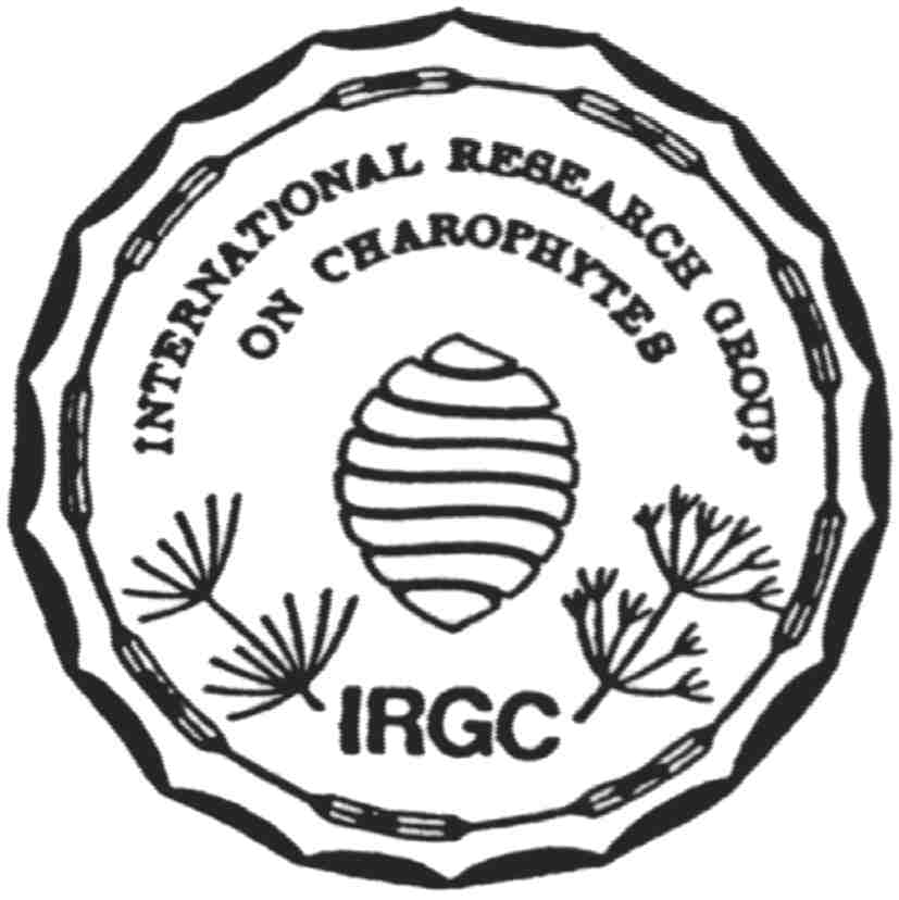 logo for International Research Group on Charophytes