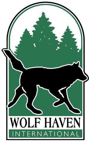logo for Wolf Haven International