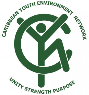 logo for Caribbean Youth Environment Network