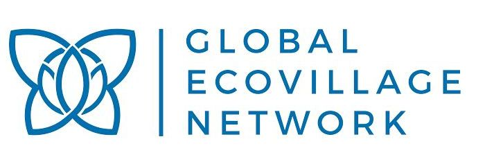 logo for Global Ecovillage Network