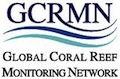 logo for Global Coral Reef Monitoring Network