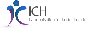 logo for International Council on Harmonisation of Technical Requirements for Registration of Pharmaceuticals for Human Use